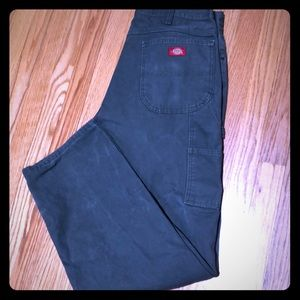 Dickies Olive Cargo Pants Size 38/32